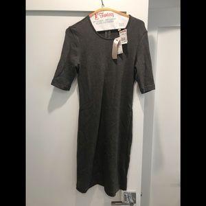 Gray Philosophy Dress Size 4